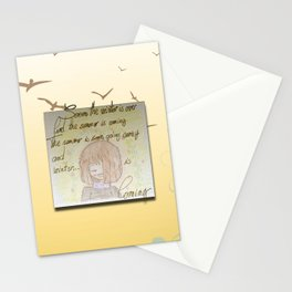 The Summer - Part2 Stationery Cards