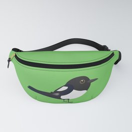 Cute magpie Fanny Pack