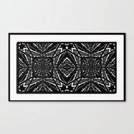Tiki2 Canvas Print
