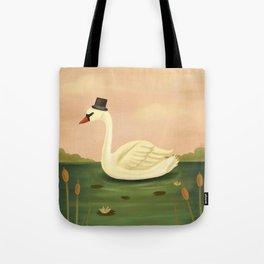 Mr. Beauregard Tote Bag