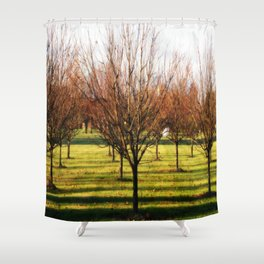 Get In Formation : TreeS Shower Curtain