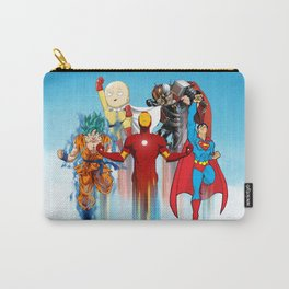 Team Heroes Carry-All Pouch