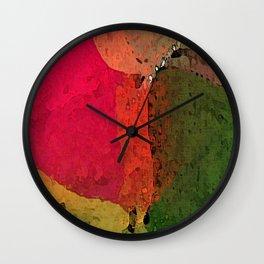 Lemmings Wall Clock