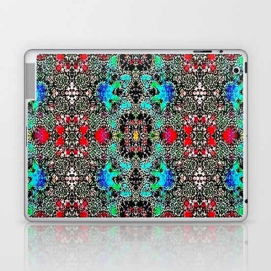 Japanese Tea Garden Laptop & iPad Skin