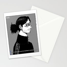 Sensei Stationery Cards