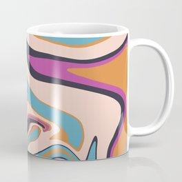 Marblized 7 Coffee Mug