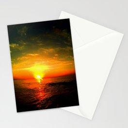 july morning Stationery Cards