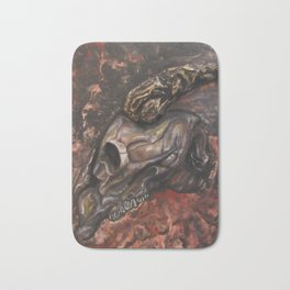 Underworld King Bath Mat