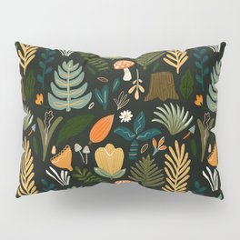 FOREST PATTERN Pillow Sham