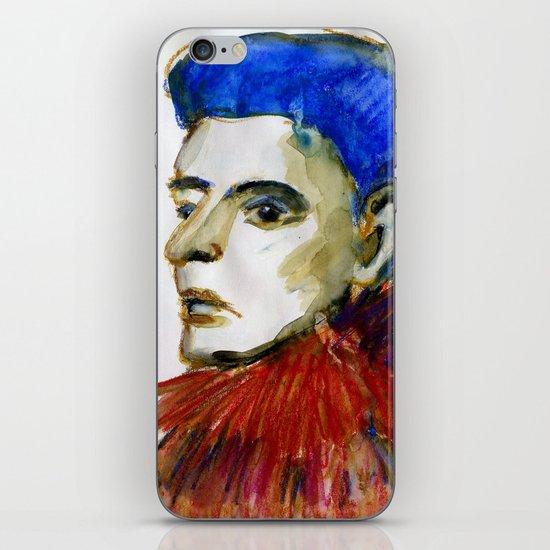 Face 22 iPhone & iPod Skin