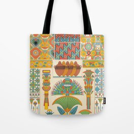 Egyptian 2 Tote Bag