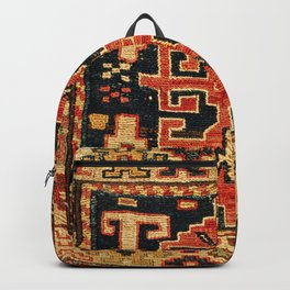 Shahsavan Sumakh North West Persian Azerbaijan Bag Backpack