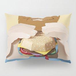 BURGERMAN Pillow Sham