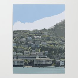 Marin County Poster