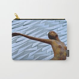 Titantic Art Carry-All Pouch