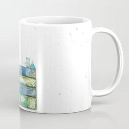 Alley Cats and the Blue Moon Coffee Mug