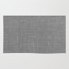Grunge Stripes Rug