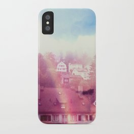 We Were Built To Last Forever iPhone Case