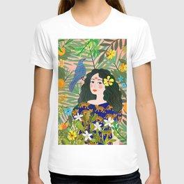 Boho Lady T-shirt