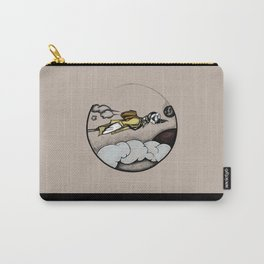 Message in the Air Carry-All Pouch