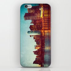 When the Lights Go Out iPhone & iPod Skin