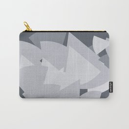 Grayish II Carry-All Pouch