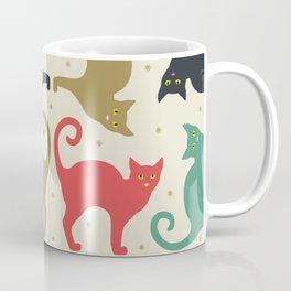 Cats and Cream Coffee Mug