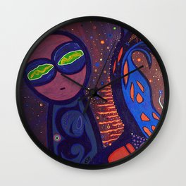 ONO (Macondo Galaxy) Wall Clock
