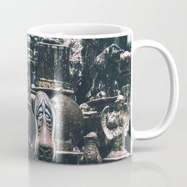 Eclectic Pottery Coffee Mug