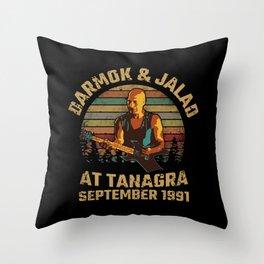 Darmok and Jalad At tanagra Throw Pillow