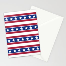 Deku's Curtain Pattern Stationery Cards