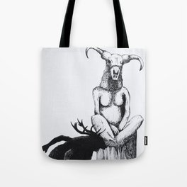 Anarchy of the Beasts Tote Bag