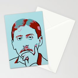 Marcel Proust Stationery Cards