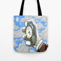 fullmetal Tote Bags featuring Don't Forget by YellowStones