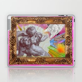 Angelo dell Gatto - Variations on the theme of the Italian Baroque Laptop & iPad Skin