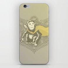 Fearless Creature: Chimpy iPhone & iPod Skin