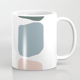 Abstract Stacked Stones Coffee Mug