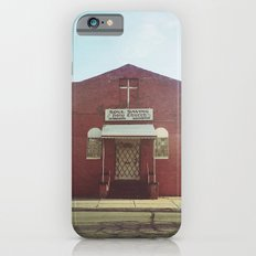 Soul Saving - Detroit, MI iPhone 6s Slim Case