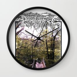 Dismalimerence 2019 Wall Clock