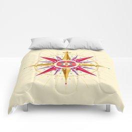 Compass Rose Comforters
