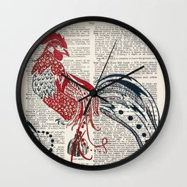 Choose Hope Wall Clock
