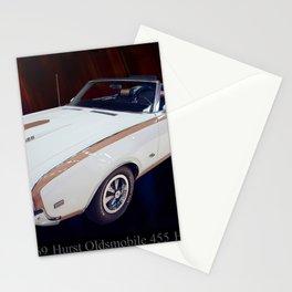 1969 Hurst Oldsmobile 455 Ho Convertible Stationery Cards