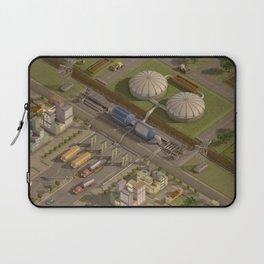 Biogas City Laptop Sleeve