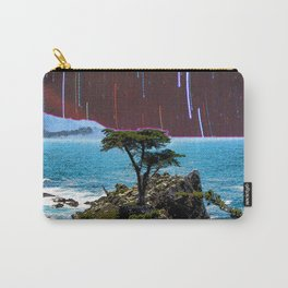 Lone Cypress Stars Carry-All Pouch