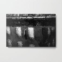 Dip Metal Print