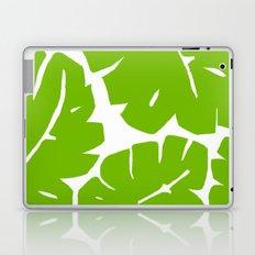 Jungle Leaf Laptop & iPad Skin