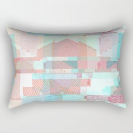 Mediterranean Rectangular Pillow