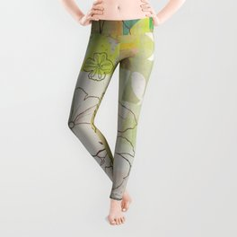 Sage Obscurity Leggings