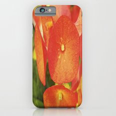 Red Flowers iPhone 6s Slim Case