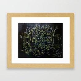 Opus 1530 Framed Art Print